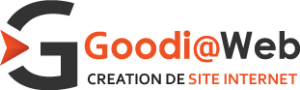 Logo Goodiweb agence communication