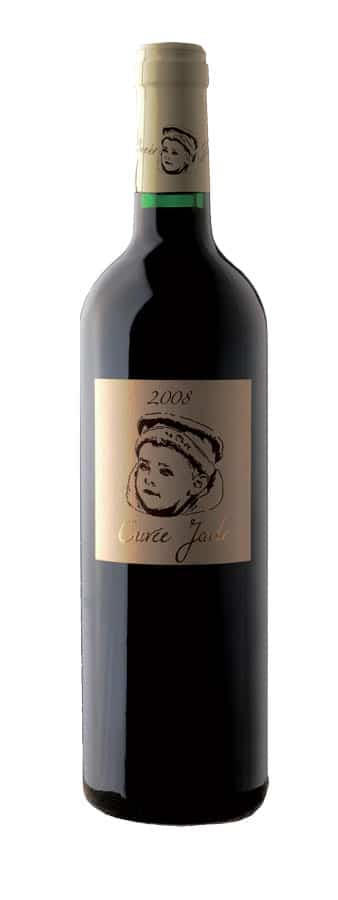 canon fronsac cuvée Jade vin de garde