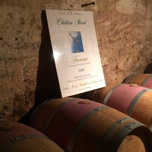 Négociant en vin producteur cave vignobles Gaucher