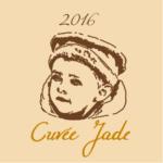 Etiquette cuvée Jade canon-fronsac