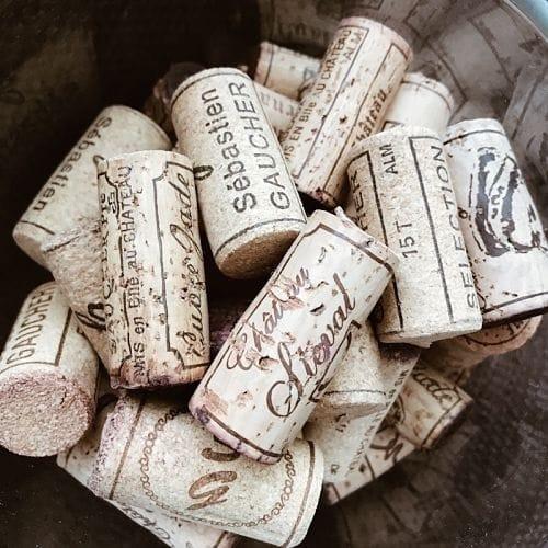 le bouchon l'outil qualitatif de conservation du vin