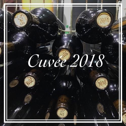 mise en bouteille 2018